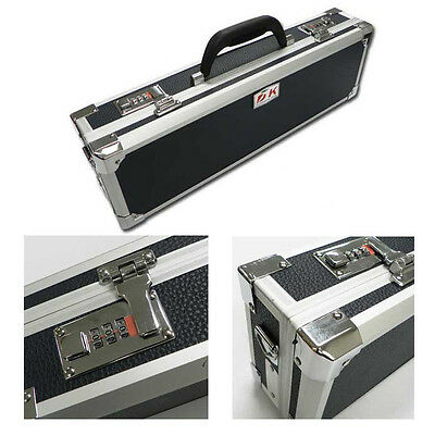 Aluminium Hard Case Security Number key Chef Knife Case Knife Chef Bag Wallet