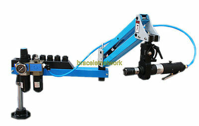 Newest updated Multi-direction Type Pneumatic Air Tapping Machine M3-M12 1000mm