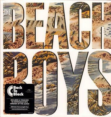 The Beach Boys(MP3 Download & 180 Gram Vinyl LP)Beach Boys-Back To Blac-M/M