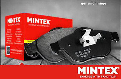 To Clear - New Mintex - Rear - Brake Pads Set - Mdb2540