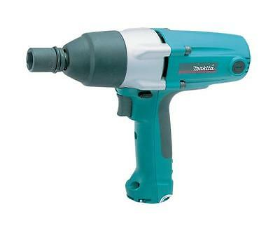 "Makita Tw0200 110 Volt Impact Wrench 1/2"" Square Drive"