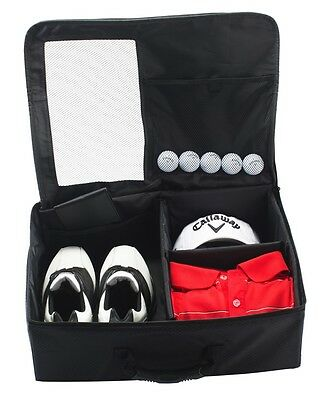 Callaway Golf Car Boot/Trunk Locker Organiser Shoe Bag Case