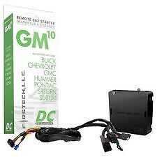 CompuStar FT-GM10-DC T-HARNESS Plug and Play Remote Starter For Select GM Vehicl
