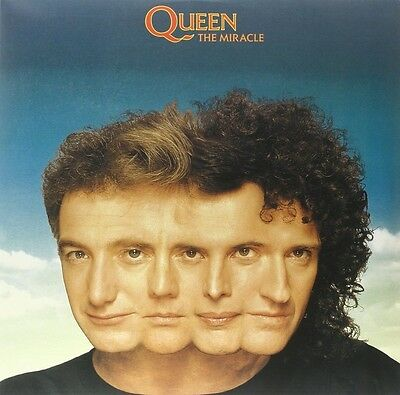 Queen - The Miracle - New 180g Vinyl LP