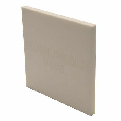 5Mm Thick White Colour Acrylic Perspex Sheet Custom Cut Panel