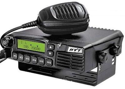 Hyt Tm800 25 Watt Uhf Mobile Taxi Vehicle Or Base Radio Free Programming