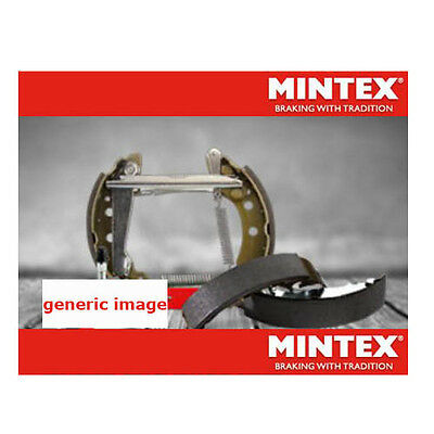 New Mintex - Rear - Brake Shoe Set - Mfr316
