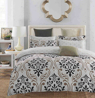 M299 Queen/King/Super King Size Bed Duvet/Doona/Quilt Cover Set New