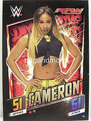Slam Attax Then Now Forever - #074 Cameron