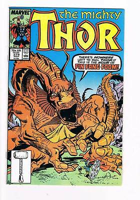 Thor # 379 There Were Giants in Those Days ! grade - 9.0 scarce book !