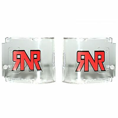 Rip N Roll Replacement Door/Tear Off Set - Oakley/Spy/Speed Motocross/MX Goggles