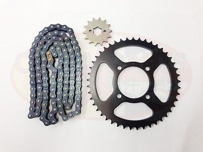 Yamaha YZF R125 Chain And Sprocket Kit Heavy Duty Set 2008 - 2015 YZF 125R