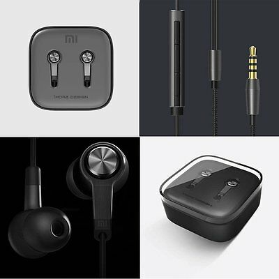 For Xiaomi Piston 3 Headphone In Ear Headset Stereo earphones With Remote Mic