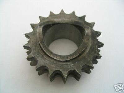 Lambretta 18 Tooth Front Drive Sprocket . Gp-Li-Sx-Tv. Brand New