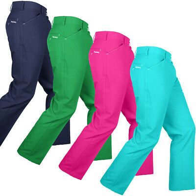 38% OFF RRP Stromberg Mens Sintra Slim Fit Technical Funky Golf Trousers