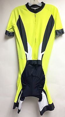 Made in Italy by GSG PRO Short Sleeve /'SUMMIT/' Cycling Road Suit Skinsuit