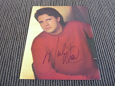 Mark Wills Country Music Signed Autographed 8x10  Photo PSA Guaranteed