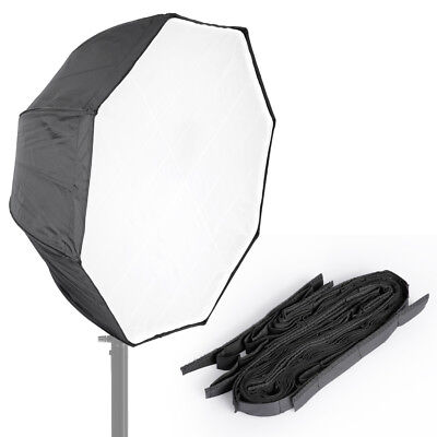 "Neewer Photo Studio 31"" Octagon Umbrella Type Speedlite Softbox with Grid"