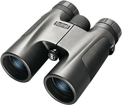 Bushnell 10x42 Powerview Roof Prism Binoculars Black - 141042