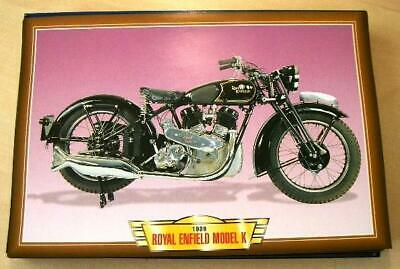 Royal Enfield Model K  Vintage Classic Motorcycle Bike 1930's Picture 1939