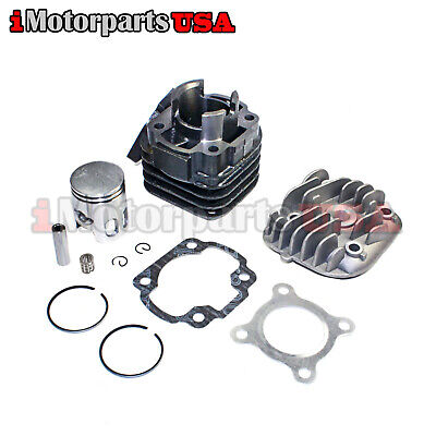70Cc Bbk Big Bore Cylinder Kit For Eton Beamer Ii Iii Matrix 49Cc 50Cc Scooter