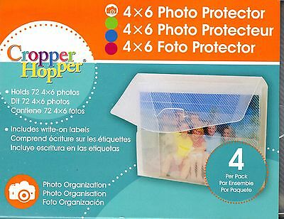 Cropper Hopper 4x6 Photo Protector Storage