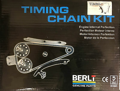 To Clear - New Berlt - Timing Chain Kit - Peugeot Citroen Toyota Tim80