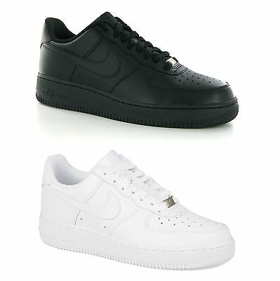 Nike Air Force 1 Low Leather Mens Womens Unisex Trainers