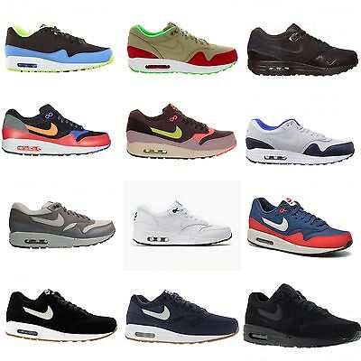 Nike Air Max 1 Essential Leather Mens Trainers