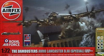 AIRFIX® A50138 The Dambusters Avro Lancaster B.III (Special) in 1:72