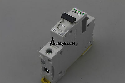 New Schneider small IC65N 1P C1A air circuit breaker switch