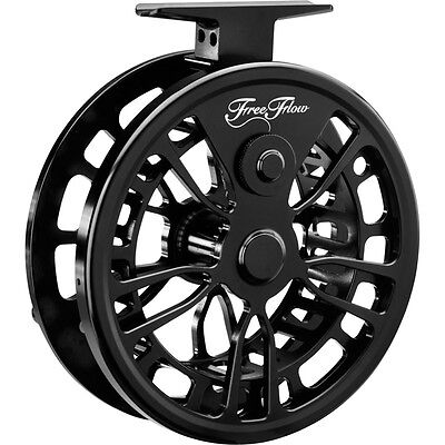 TF Gear Free-Flow Centre Pin Reel  Ex-Demo TFG Free Flow