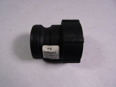 "Dixon Valve PPA200 Cam & Groove Adapter Female Type A 2"" ! WOW !"