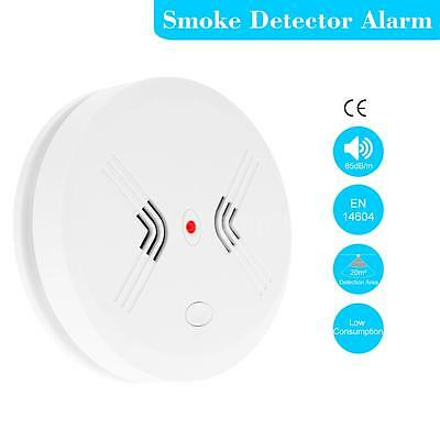 Smart Home Security System Cordless Smoke Detector Fire Alarm Sensor EE75