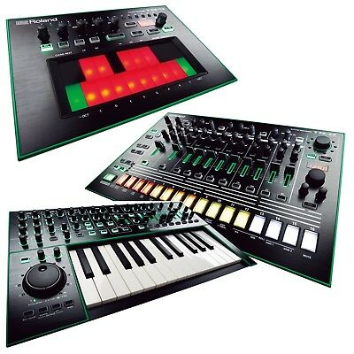 Roland AIRA Pack 4 Includes TB-3, TR-8, SYSTEM 1