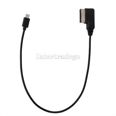 AMI MDI MMI Charging Cable for iPod iPhone 5 6S Audi A3 A4/S4 A8 VW Skoda
