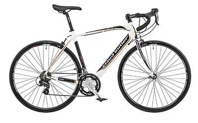 Claud Butler Elite R2 Gents 700C 14 Speed STI Alloy Road Racing Bike Cycle White