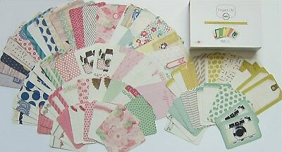 "New! PROJECT LIFE ""Becky Higgins""  [MAGGIE HOLMES] mini kit (100 cards)"