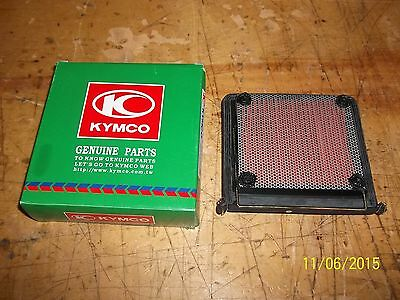 Kymco Xciting 500 New Oem Air Cleaner Element Filter 1723C-Lba2-E00