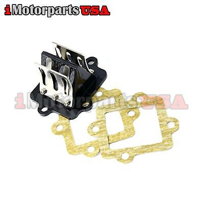 Hp Reed Valve W/ Gasket Assembly For Dinli 50Cc 90Cc 110Cc Atv Beast Diamondback