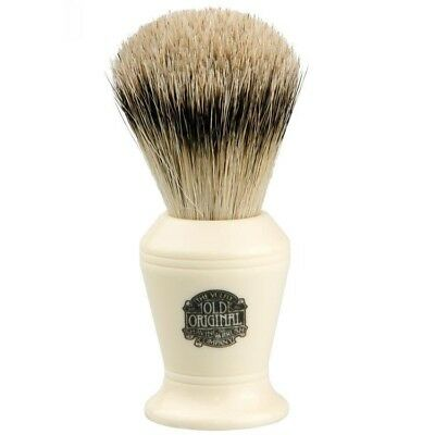 Vulfix Shaving Brush 374 Super Badger Handmade in England