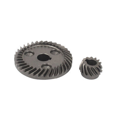 Power Tool Repairing Angle Grinder Spiral Bevel Gear Set for Hitachi 9523