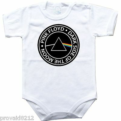 Baby bodysuit Pink Floyd 6, ROCK band, heavy metal One Piece jersey