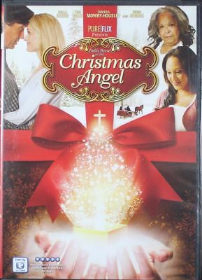 Christmas Angel with Della Reese and Kevin Sorbo Dove Approved NEW Christian DVD