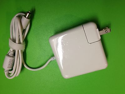 """65W AC adapter charger power cord for Apple PowerBook G4 15"""" 17"""" 15 17 inch NEW"""
