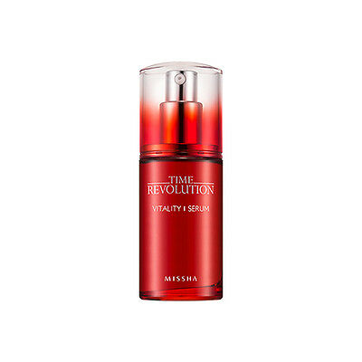 [Missha] Time Revolution Vitality Serum 40ml