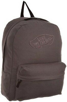 Vans G Realm Backpack, Sac à dos - Gris Pewter Grey [Taille Unique] NEUF
