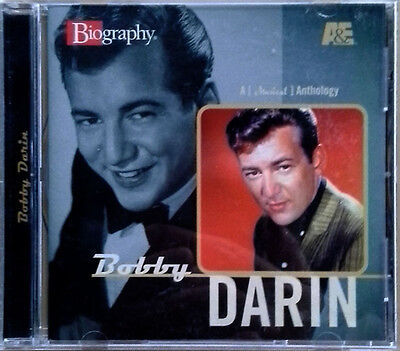 Bobby Darin - Anthology / A&e Biography-  Previously Unreleased Tracks - 1998 Cd