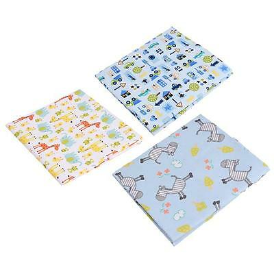Baby Changing Pads Cotton Printed Cover Waterproof Winter Autumn Urine Mats LG