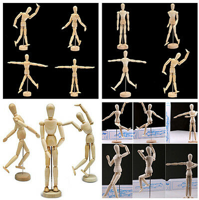 Artists Wooden Manikin Movable Limbs Human Manikins Manakin Mannequin Jakar New